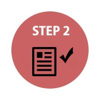 ステップ2:内容をチェック