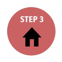 ステップ3:カード配送